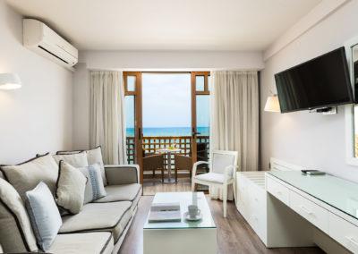 Deluxe Suite Sea View